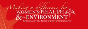make a difference for women's health & the environment
